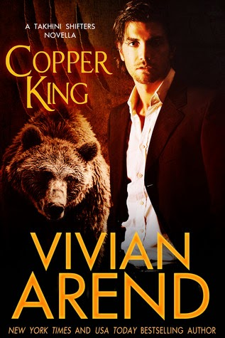 Copper King (Takhini Shifters #1) by Vivian Arend