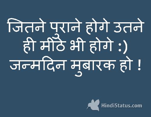 Happy Birthday - HindiStatus