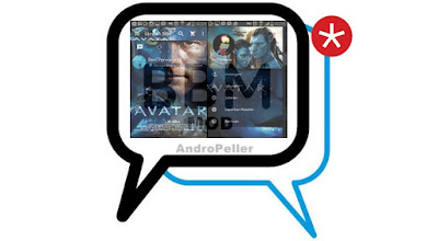 BBM Mod Avatar v2.13.1.14 Apk Terbaru