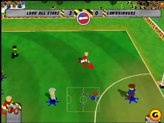 LEGO Soccer Mania PC Full Version Gameplay 1