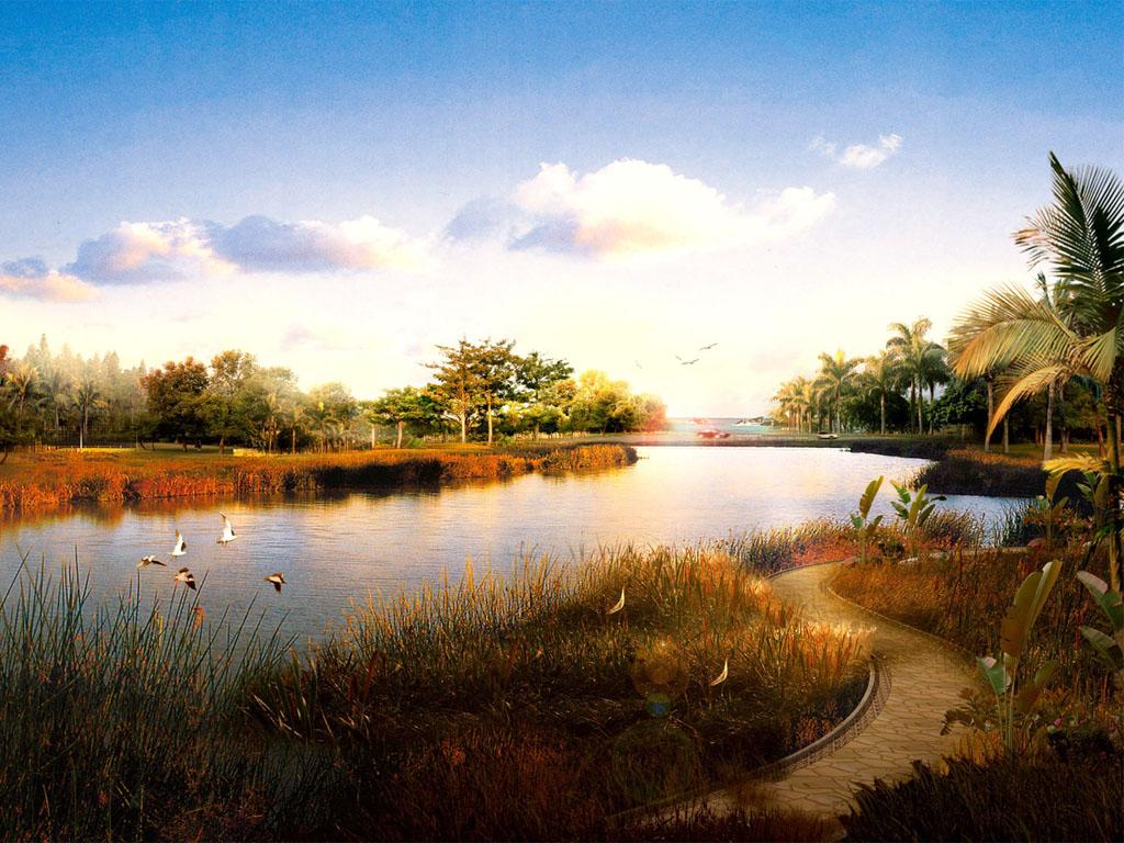 wallpaper nature landscape desktop - photo #42