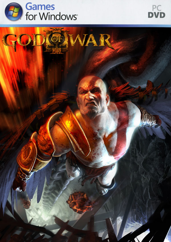 God of War 3 Download Cover Free Game