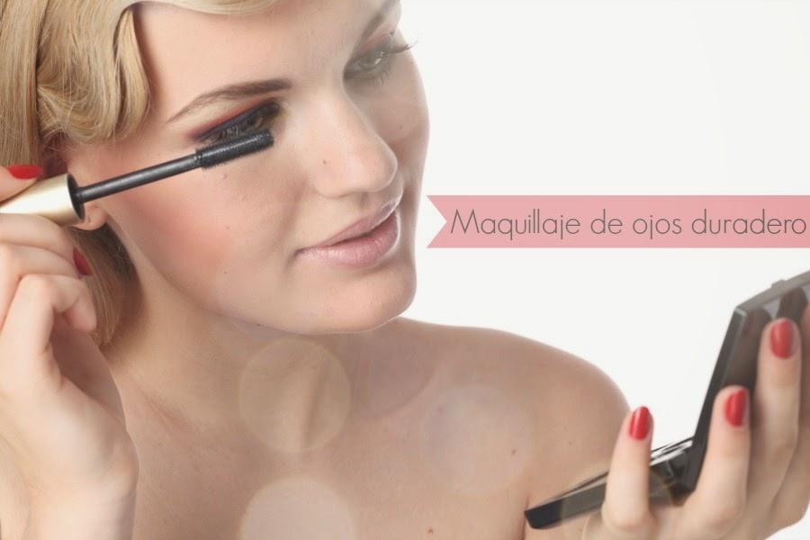 consejos maquillaje duradero de ojos