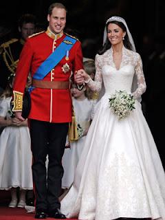 11 Mais detalhes do Casamento Real...!