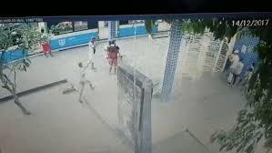 Homem é morto a tiros em estação ferroviária em Santa Rita; veja vídeo do momento