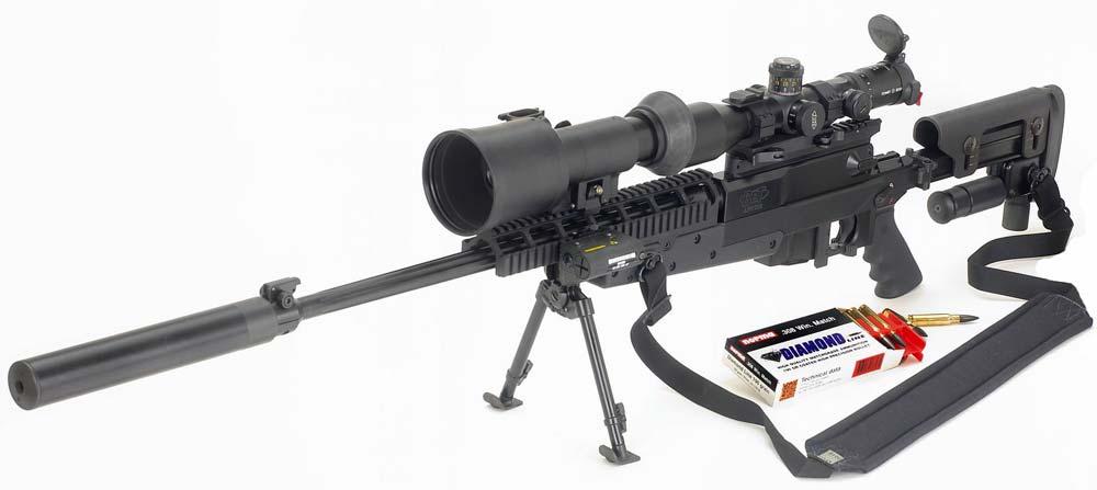 7,62-мм снайперська гвинтівка ВТ APR308