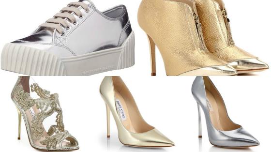 sapatos metalizados 2016