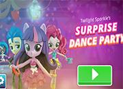 Fiesta de Baile Sorpresa Twilight Sparkle juego