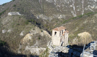 Fortaleza de Assen o Asenova, Asenova krepost.