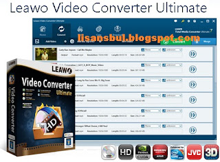 Leawo Video Converter Ultimate lisans anahtari, Leawo Video Converter Ultimate etkinlestirme kodu