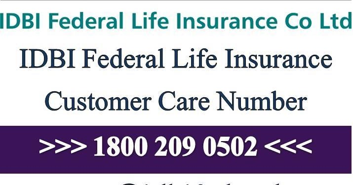 Ageas Car Insurance >> Check IDBI Federal Life Insurance Customer Care | 24*7 Helpline, Chat, Email - Customer Karts ...