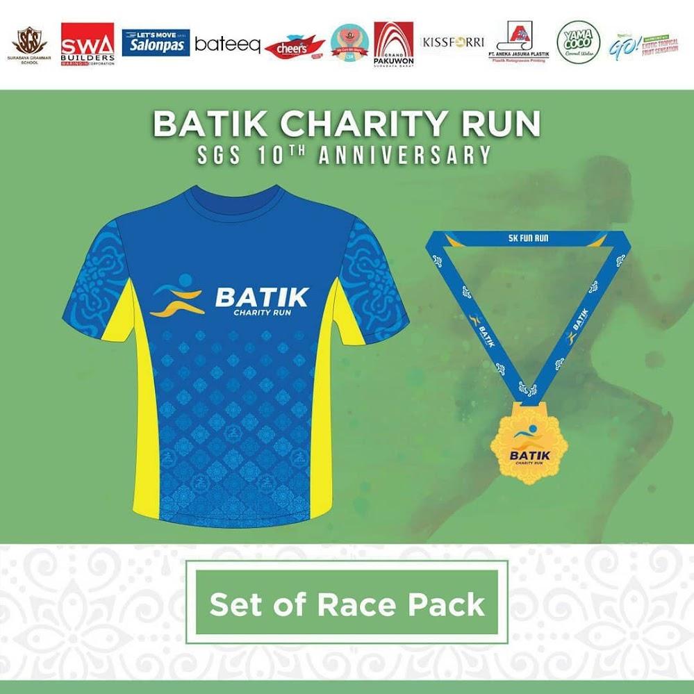 Batik Charity Run • 2019