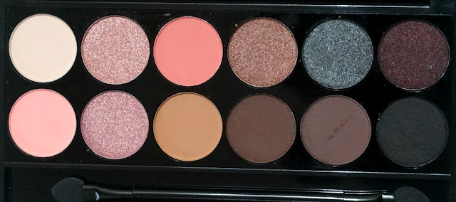 Sleek i-Divine Eye Shadow Palette in Oh So Special