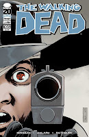 The Walking Dead #105 Cover