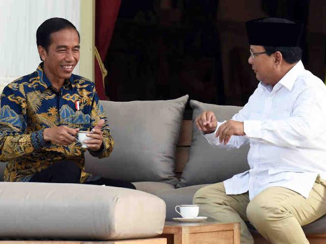 Jokowi Amin Unggul 13 Persen dari Prabowo - Sandi di Real Count KPU