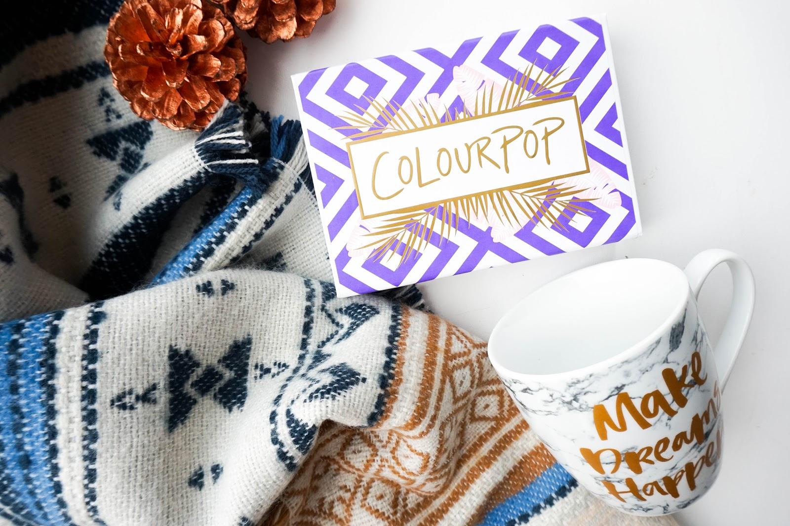 Colourpop Staycation Lippie Stix Set