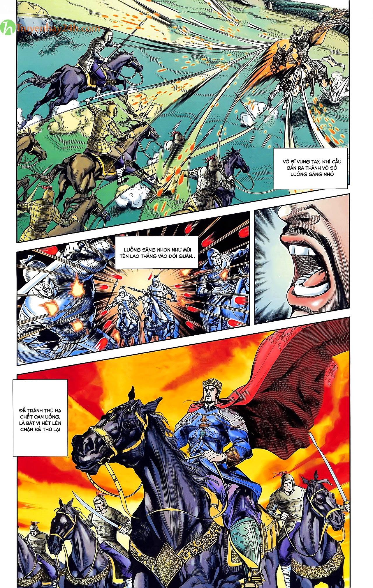 Tần Vương Doanh Chính chapter 31 trang 4