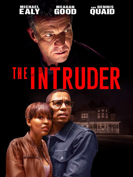 Poster of The Intruder (2019) Dual Audio [Hindi-DD5.1] 720p BluRay ESubs Download