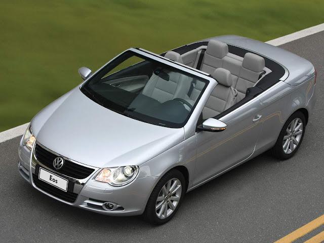 VW EOS 2008 - 2010 - recall