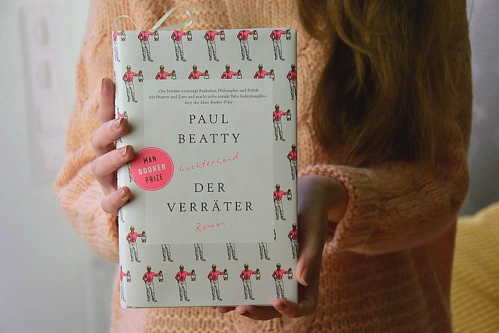 Buch- Der Verräter- von-Paul Beatty