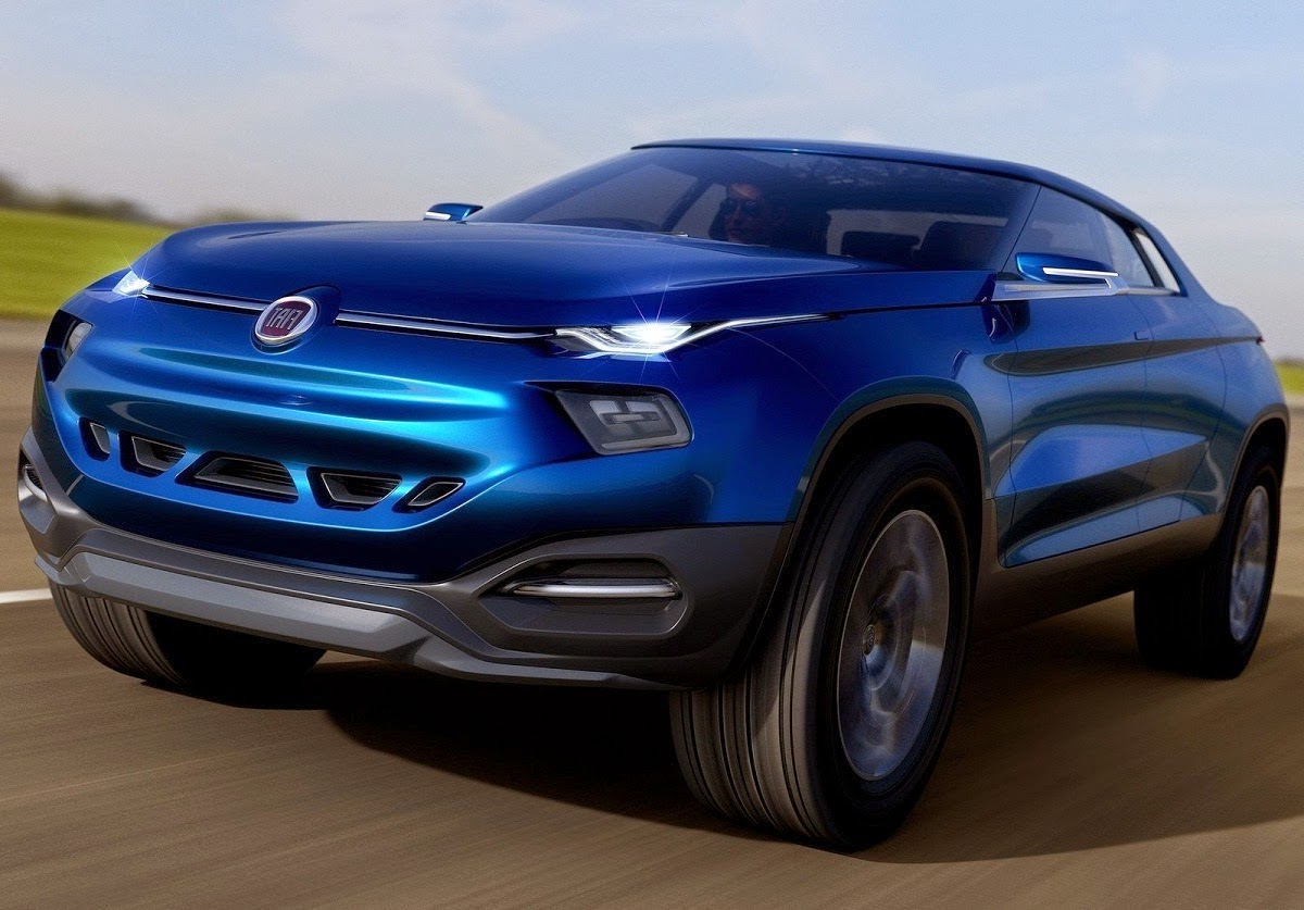 Fiat Introduces Fcc4 Concept In Sao Paulo Car Reviews New Car