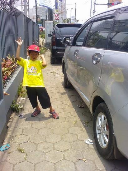 Trotoar di Kota Bandung