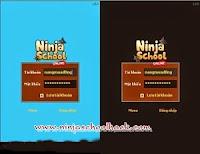 Ninja school online 124 ghep x2