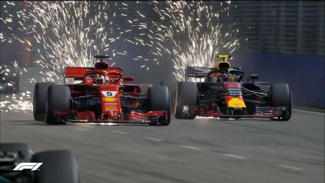 Formula 1: Νίκη για τον Lewis Hamilton στη Σιγκαπούρη