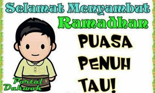 Kata Ucapan Selamat Marhaan Ya Ramadhan Lucu Terbaik 2019 M/1440 H
