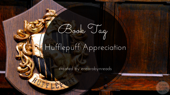 The Hufflepuff Appreciation Book Tag