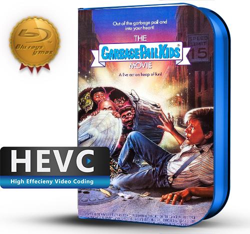 The Garbage Pail Kids  (1987) 1080P HEVC-8Bits BDRip Ingles(Subt.Esp)(Comedia)