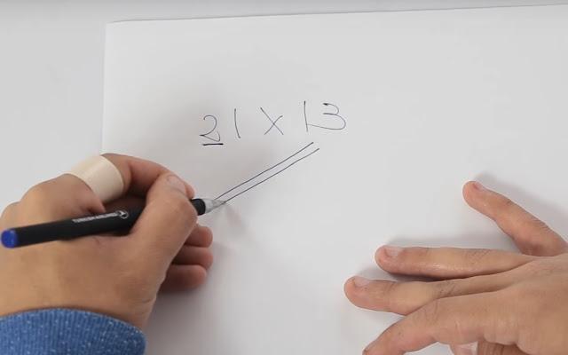 multiplicar, sin, calculadora, truco
