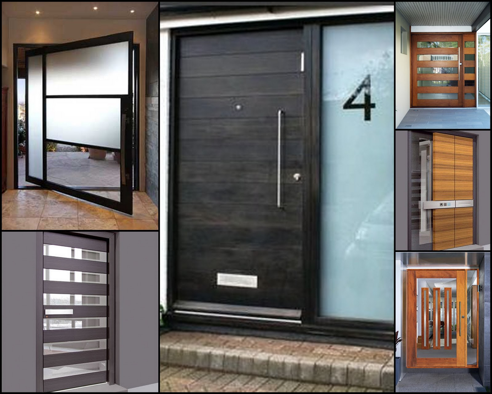 Stephieb knock knock - Commercial steel exterior doors with glass ...