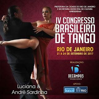 Luciana Sardinha e Andre Sardinha - BH Tango