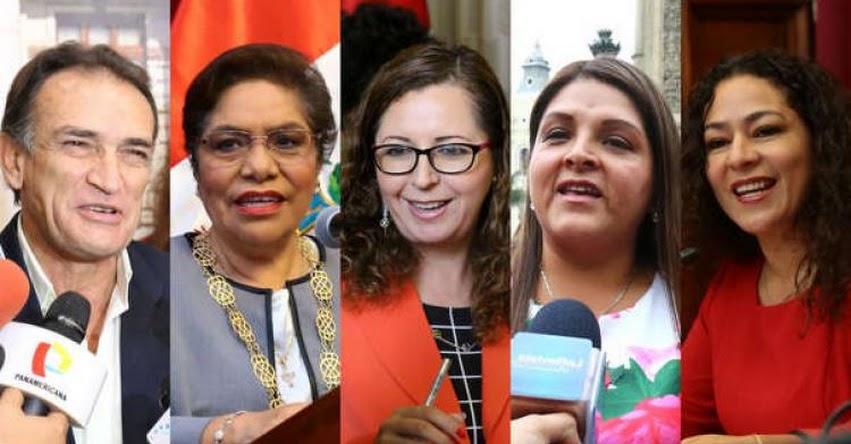 Integrantes del Congreso disuelto pueden postular a las elecciones parlamentarias del 26 de enero del 2020 (RES. N° 0187-2019-JNE)