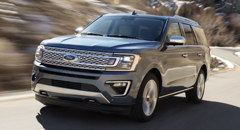 Ford adds off-road oriented FX4 package to all-new 2018 Expedition