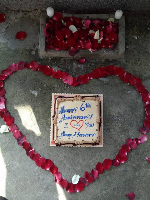 Dadating young araw na malilimutan nilang naging tayo pero malinaw sa puso't isip ko na ikaw ang TRUE LOVE at GREAT LOVE KO!