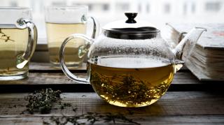 thyme herbal remedy