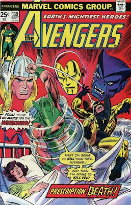 Avengers #139, the Wirlwind