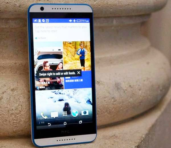 HTC Desire 820s Launched  in India