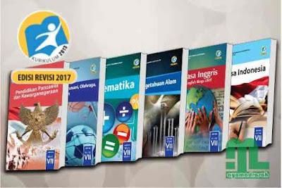 ini semakin banyak madrasah yang harus menyelenggarakan Kurikulum  Download Buku Kurikulum 2013 Revisi 2017 Kelas 7 SMP/MTs