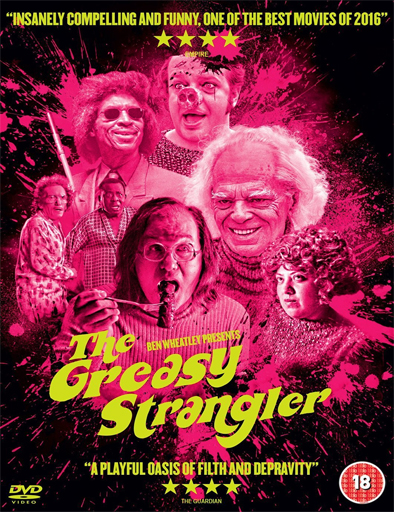 Ver The Greasy Strangler (2016) Online