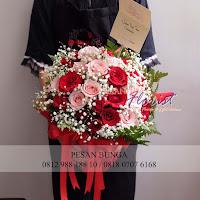 hand bouquet anniversary, hand bouquet bunga, toko bunga online jakarta,