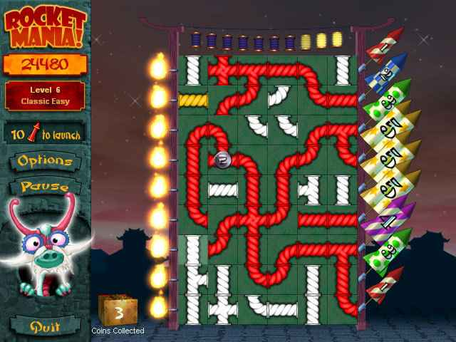 Download Rocket Mania Deluxe Full Version