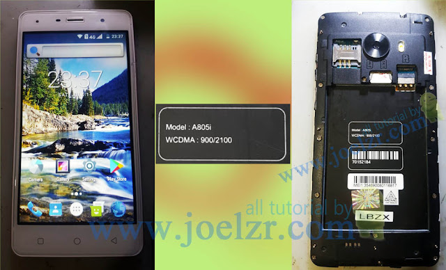 Lenovo A805i SPD Firmware Download - Firmware Android
