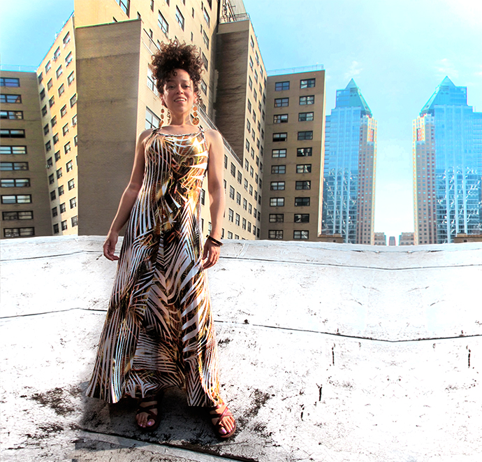 oonaballoona | a sewing blog by marcy harriell | braided maxi dress