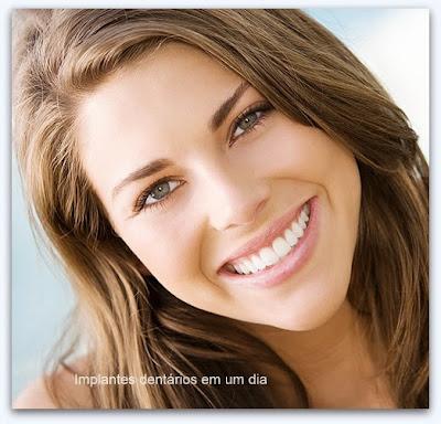 tratamentos dentários em um dia
