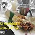 Review Nasi Manggey (Nasi Ayam Goreng Cincang) Warung Kita Bangi