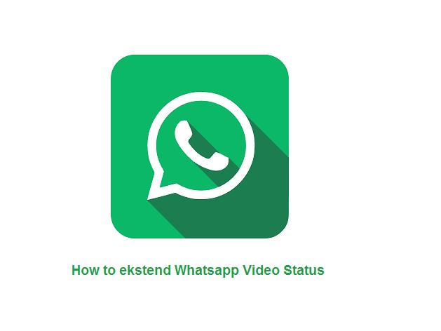 cara menambah durasi video di status wa tanpa root