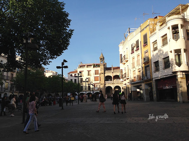 Visitar Plasencia Plaza Mayor